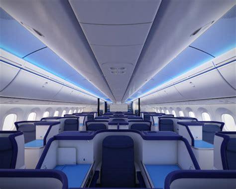 Boeing 787 Dreamliner Interior by Technology Boeing 787 Dreamliner Is Finally