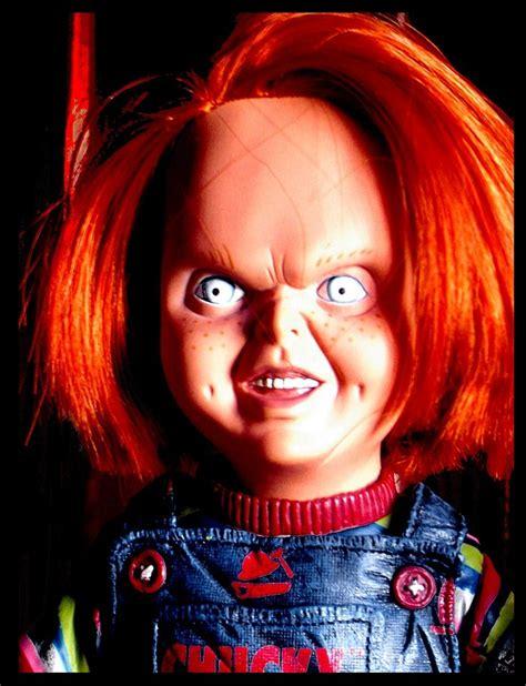 chucky s sam reinhart looks like chucky the killer doll hfboards