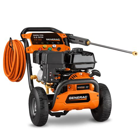 Top 5 Home Power Washers - 3600 psi professional pressure washer model 6855 generac