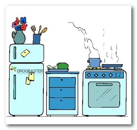 disegno di una cucina disegni per bambini da colorare e stare gratis