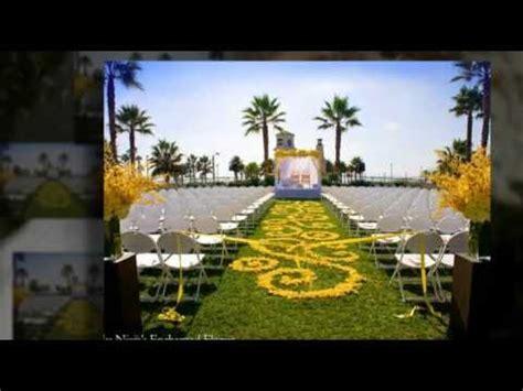 wedding packages in huntington ca california weddings hyatt regency huntington resort spa