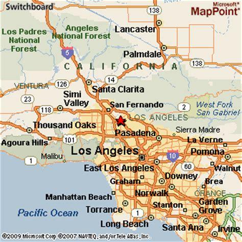sun valley california map sun valley los angeles nbhd california
