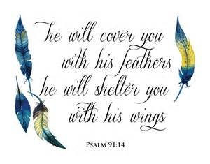 cover feathers psalm 91 4 seeds fatih