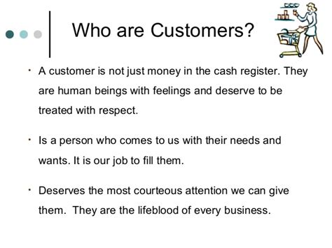 Respect The Customer Part 23820 by About Customer Service
