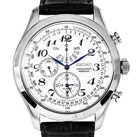 Seiko Chronograph Perpetual Watch SPC131P1 SPC131P