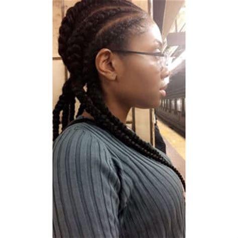 hair braiding places in harlem aminata african hair braiding 87 photos 104 reviews hair extensions 360 w 125th st