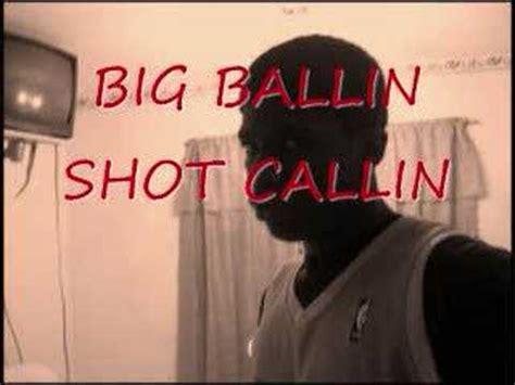 Big Balling by Big Ballin Callin