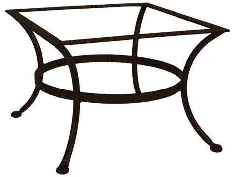 Wrought Iron Patio Table Base Ow Wrought Iron Coffee Table Base 25w X 25d X 17 5h Ot03 Base