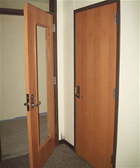 Commercial Interior Glass Doors Mavid Construction Services Llc