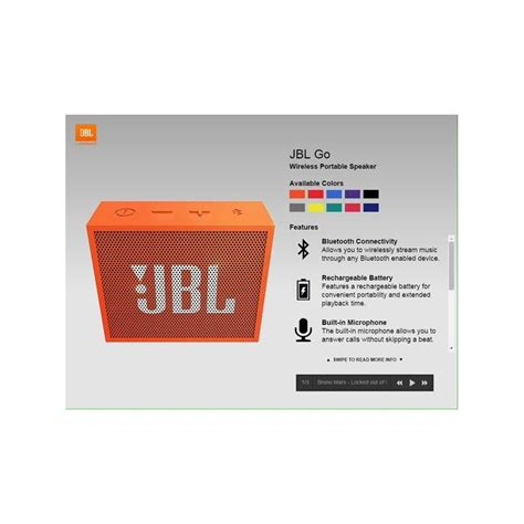 Speaker Wireless Jbl Go jbl go speaker wireless bluetooth portatile global phone