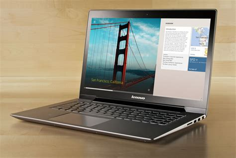 Lenovo U430 lenovo ideapad u430 touch review a daily driver with all day battery pcworld