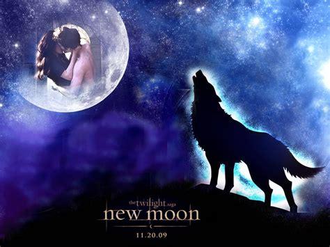 twilight new moon new moon twilight series wallpaper 8254667 fanpop