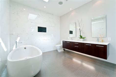 Floating Cabinets Bathroom Bathroom Floating Vanity Lyptus Contemporary Bathroom San Francisco By Cabinets And