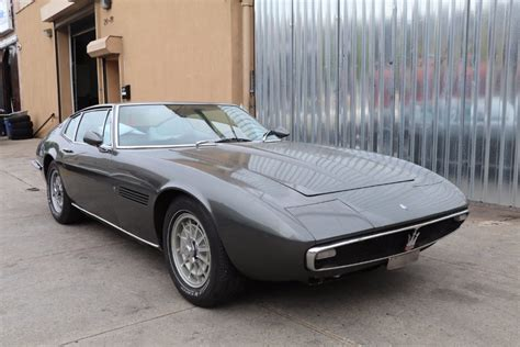 maserati ghibli 1967 for sale 1967 maserati ghibli 4 7 coupe stock 21874 for sale near