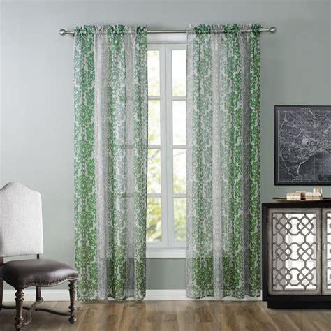 cheap green curtains popular green sheer curtains buy cheap green sheer