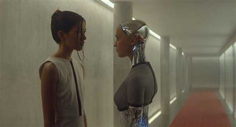 ex machina movie meaning ex machina theaterbyte 4k ultra hd blu ray review