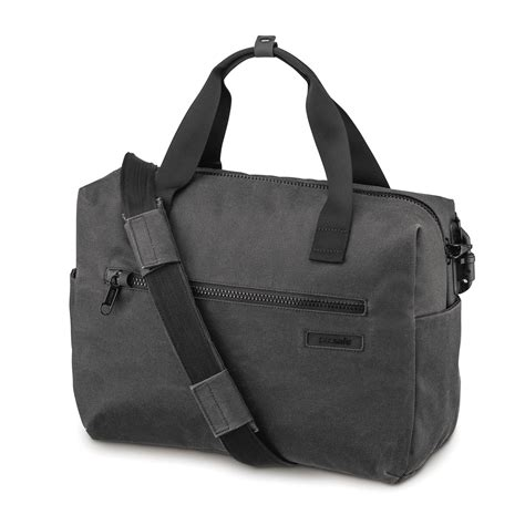 Bag Theft by Intasafe Z400 Anti Theft Shoulder Bag