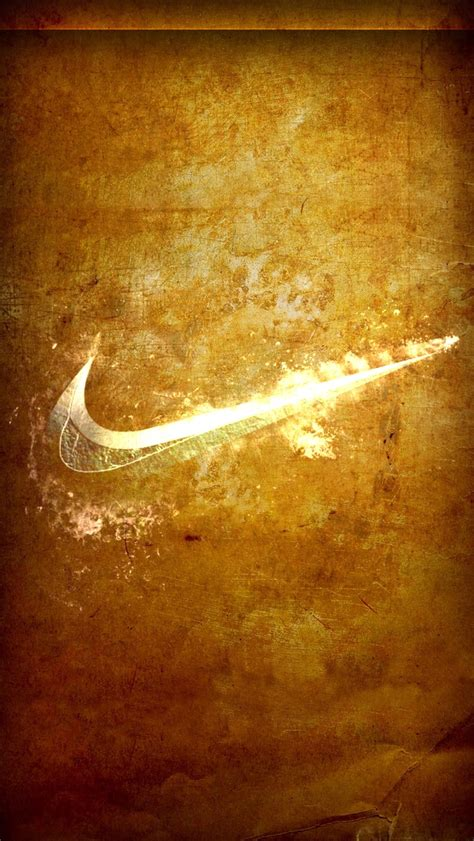 gold nike wallpaper golden nike logo wallpaper free iphone wallpapers