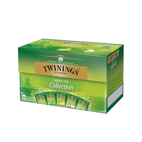 Twinings Green Tea Collection green tea collection die gr 252 ntee tebox twinings ch