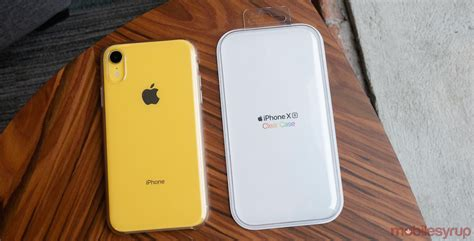 apples pricey iphone xr clear case    greatness