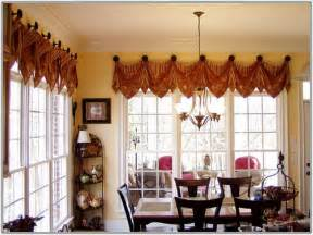 How To Sew Swag Curtains Window Treatments For Large Windows Cheap Images