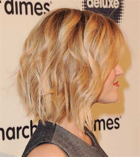 hairstyles fine slightly wavy hair 20 short hairstyles for wavy fine hair short hairstyles