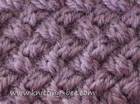 diagonal basketweave knitting pattern aran diagonal basketweave stitch small knitting knitting bee