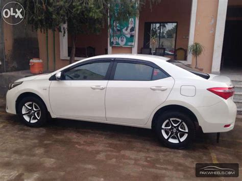 Toyota 2014 For Sale Used Toyota Corolla Gli Vvti 2014 Car For Sale In Talagang