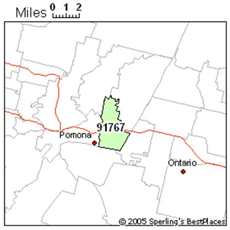 california map pomona best place to live in pomona zip 91767 california