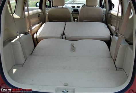 Maruti Eeco 7 Seater Interior View by Image Gallery Ertiga Seating