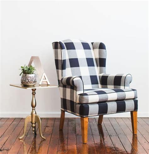 Buffalo check chair chairs amp seating