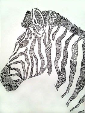 zebra tattoo pen 82 best images about id 233 es coloriage 233 quid 233 s on pinterest