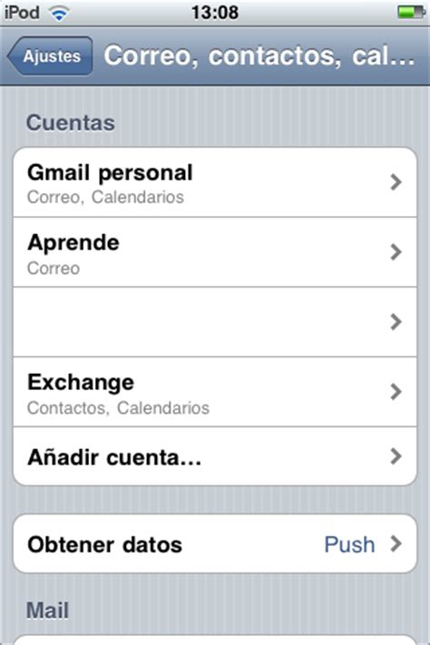Calendario Hotmail Sincronizar Mi Cuenta De Hotmail En Iphone Para Correo