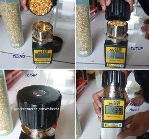 Alat Ukur Kadar Air Untuk 36 Bijian Seri Mc7825g Bergaransi Terlaris alat ukur kadar air jagung beras kopi kakao tembakau