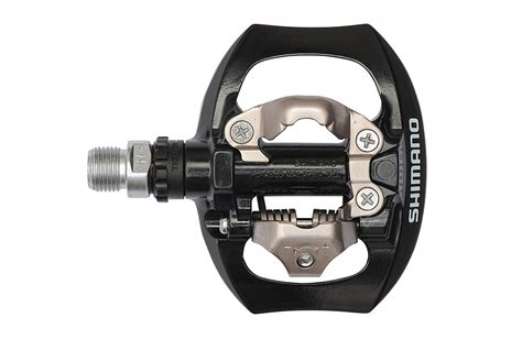 shimano bike shoes and pedals shimano pd a530 dual pedals bike shoes