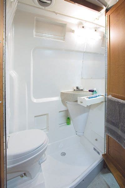 Cer Vans With Bathrooms 21 Best Images About Cool Boat Bathrooms On Pinterest