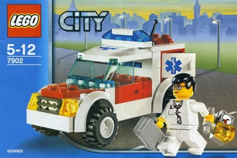 lego airport tutorial 7902 1 doctor s car brickset lego set guide and database