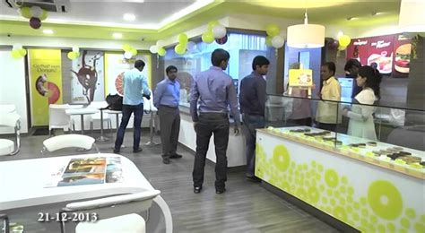 donut house donut house was launched in hyderabad youtube