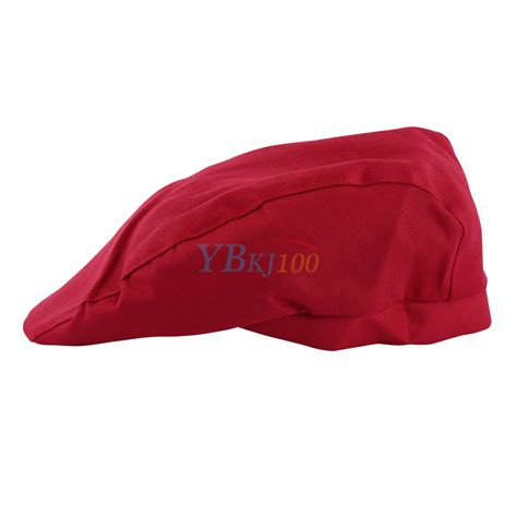 cook hat mens womens chef hat catering baker sushi japanese kitchen