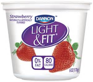 dannon light fit launches ad caign with heidi klum