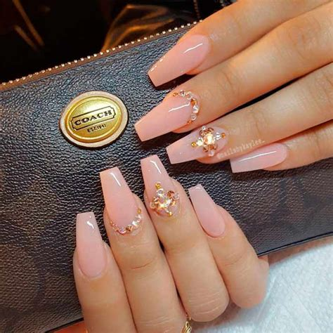 Acryl Nail lovely and acrylic nails naildesignsjournal