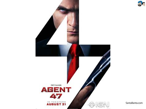 bioskop keren hitman agent 47 hitman agent 47 wallpaper wallpapersafari