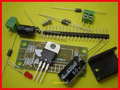 Ic Power L7915cv Ic Regulator ic lm 7812 tauriel7812 circuit regulator regulato ic tauriel volage regulator power