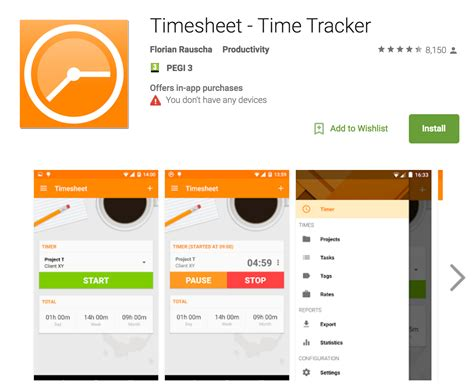 the best time tracking app for android 10 tools compared