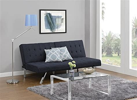 dhp emily futon sofa earth signature design sofa by ashley larkinhurst review