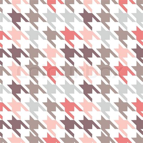 trendy fabric pattern stock vector colourbox