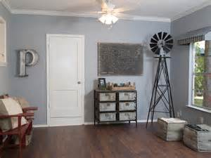 Fixer Living Room Paint Colors Fixer Windmill Decor The House