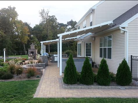 Awnings Ct by Durasol Exterior Outdoor Custom Awnings For Homes