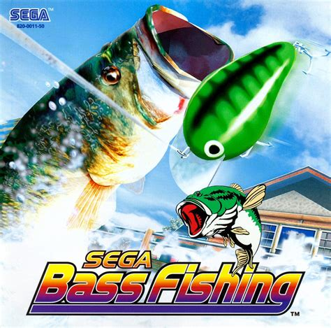 emuparadise sega sega bass fishing pal iso