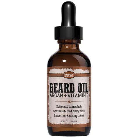 Oils For A Smooth Skin by Smooth Groom Beard Naturalskinshop